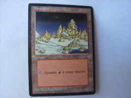 Magic The Gathering Terrain Montagne - Group Games, Parlour Games