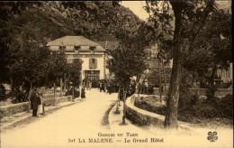 48 - LA MALENE - Hotel - France