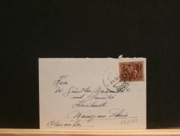 54/271  LETTRE POUR ALLEMAGNE - Postmark Collection