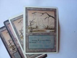 Magic The Gathering Marais - Jeux De Société