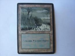 Magic The Gathering Terrain Marais - Zonder Classificatie