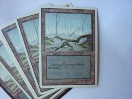 Magic The Gathering Terrain Marais - Group Games, Parlour Games