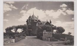 SAINT JACUT DE LA MER. Hotel Le Vieux Moulin. Cpsm 9X14 - Saint-Jacut-de-la-Mer