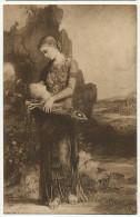 Peinture Orphée Gustave Moreau Decapité Tortue Tortoise - Schildpadden