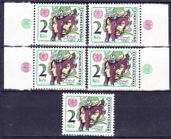 ** Tchécoslovaquie 1976 Mi 2339 (Yv 2175 + 4x Bdf), (MNH) - Czechoslovakia