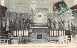 81 - Monestiés - Le Christ Au Tombeau, Dans L'Eglise, Provenant Du Chateau De Combefo - Monesties