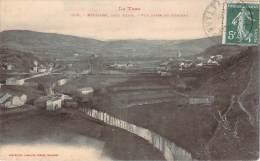 81 - Milhars, Près Lexos - Vue Prise Du Chateau - Autres Communes