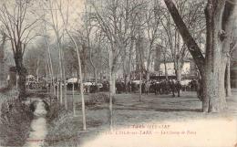 81 - L'Isle-sur-Tarn - Le Champ De Foire (bovins) - Lisle Sur Tarn