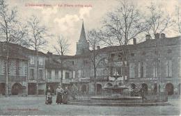 81 - L'Isle-sur-Tarn - La Place Côté Sud - Lisle Sur Tarn