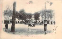 81 - L'Isle-sur-Tarn - La Place Principale (enfants) - Lisle Sur Tarn