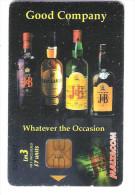 Malta - Malte - J&B Whisky Good Company - Malta