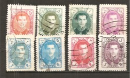 Irán  Nº Yvert  897-04 (usado) (o) - Irán