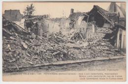 Poperinge, Poperinghe, Ruinen, Veurnestraat, Huis Louis Camerlynck (pk22422)