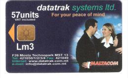 Malta - Malte - Datatrak Systems Ltd. - Malta