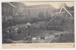 Poperinge, Poperinghe, Oorlog 1914-18, Trou d'obus Rue de Furnes (pk22427)