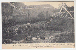 Poperinge, Poperinghe, Oorlog 1914-18, Trou D'obus Rue De Furnes (pk22427) - Poperinge