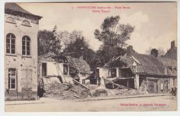 Poperinge, Poperinghe, Bombard�e, Place Berten (pk22430)