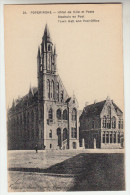 Poperinge, Poperinghe, Stadhuis En Post (pk22433) - Poperinge