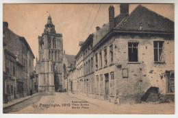 Poperinge, Poperinghe, 1919, Bertenplaats (pk22435)