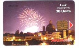 Malta - Malte -  Fireworks - Malta