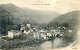 Burlats - Vue Générale Et Vallee De L'Agout - Non Classés