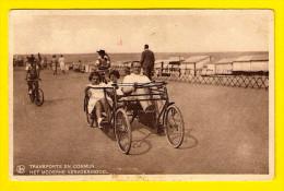 HEYST BILLEKAR GO-CART CUISSE-TAX KNOKKE-HEIST BILLENKAR VELO FIETS BICYCLETTE BICYCLE FAHRRAD BICICLETTA LITTORAL 4168 - Heist