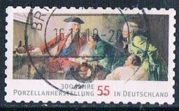 2010   300 Jahre Porzllanherstellung In Deutschland  (selbstklebend) - [7] République Fédérale