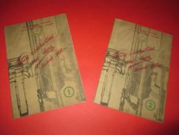 Train/ Manuels / De L'équipement Electrique Des Motrices SPRAGUE-THOMSON/TransportsParisiens/1947-48   TRA8 - Railway & Tramway