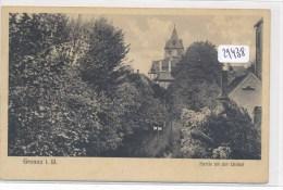 CPA -  Allemagne - Gronau - Partie An Der Dinkel - Gronau