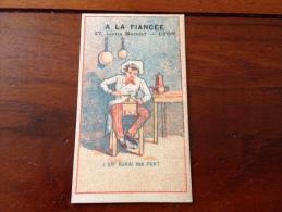 Chromos A La Fiancée Lyon - Other