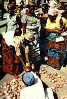 Afrique Noire     H15     Marché Africain - Cartes Postales