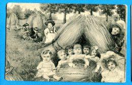 LIPP865, Enfants, Bébés, Scolih, Précurseur, Circulée 1906 - Neonati