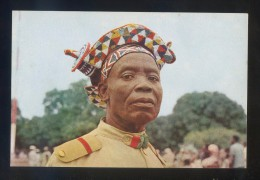 Lunda *Uma Autoridade Tradicional...* Ed. CITA. Escrita. - Angola