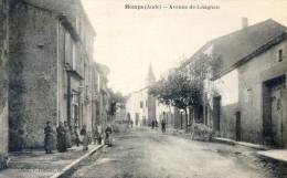 Homps - Avenue De Lézignan - France