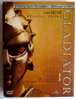 Russell Crowe Ridley Scott GLADIATOR Version Longue COLLECTOR - Histoire