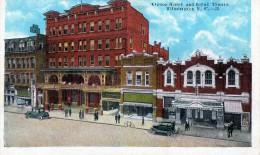 DE - Delaware> Wilmington Orton Hotel And Royal Théatre - Wilmington