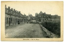 59 : BAILLEUL - RUE DU MUSEE - Sonstige Gemeinden