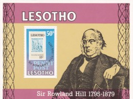 Lesotho Hb 3 - Lesotho (1966-...)