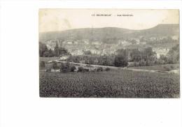 71 - LE BOURGNEUF - Vue Générale - 1908 - - Altri Comuni