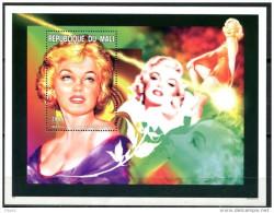 Mali, BF N° 45** Y Et T, Bloc Feuillet, Marilyn Monroe - Mali (1959-...)