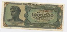 GRÈCE: 1 000 000 DRACHMAI - NEUF - Greece