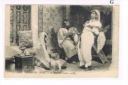 CPA -Tunisie- Jeunes Femmes - La Danse Du Ventre  - (047) - Tunisie