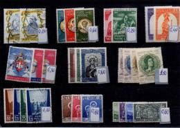 VATICANO LOTTO  30  Francobolli  Usati / Used - Collezioni