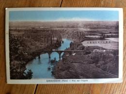 CPA GIROUSSENS (TARN) Vue Sur L'Agoût - Autres Communes