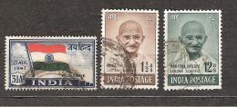 Lot De Timbres Inde - Inde