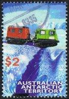Australian Antarctic Territory SG125 1998 Transport $2 Good/fine Used - Australian Antarctic Territory (AAT)