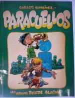 Carlos GIMENEZ : PARACUELLOS / Rééd. Fluide Glacial 1982 / Album Souple 50 P N&B / ABE - Paracuellos