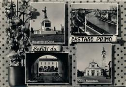 CASTANO PRIMO VEDUTINE 1960 - Milano (Milan)