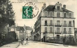 Luxeuil Les Bains Rue Des Thermes Les Grands Hôtels - Luxeuil Les Bains