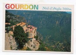06 - Gordon - Un Des Plus Beau Village De France - Nid D'Aigle - Gourdon